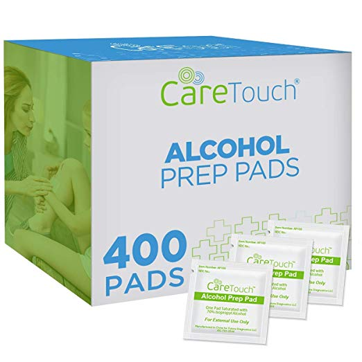 Alcohol Wipes for Sweat