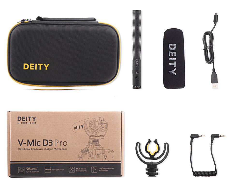 How Deity has increased every microphone locker by one with the D3 Pro