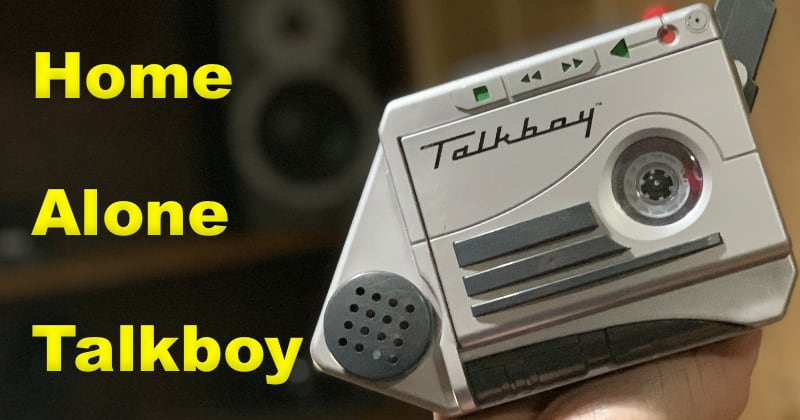 Home Alone Talkboy