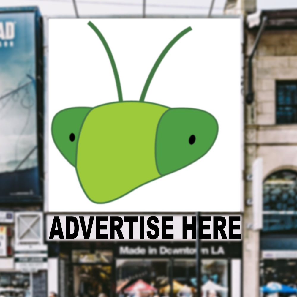 Mantis Billboard