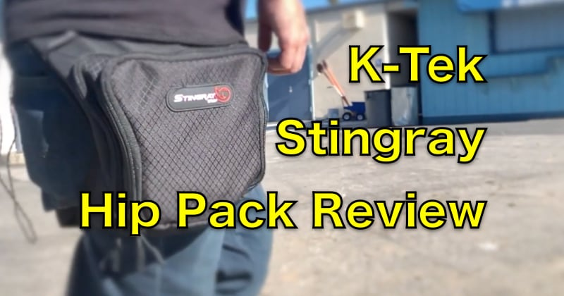 Review: KSUHP1 K-Tek Stingray Utility Hip Pack