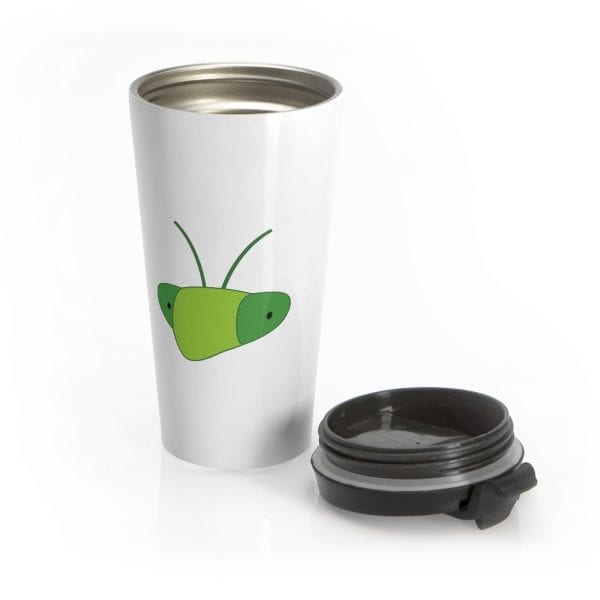 Video Mantis Coffee Tumbler