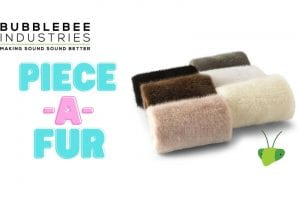 Bubblebee Piece-a-Fur is meant for all those Windy Moments where you just need more Wind Protection!